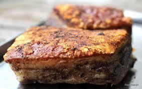 Sio Bak (Roast Pork Belly)