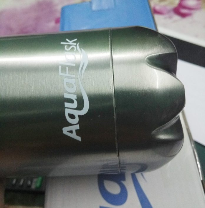 AquaFlask Insulated Double Wall Stainless Steel Water Bottle Review 7