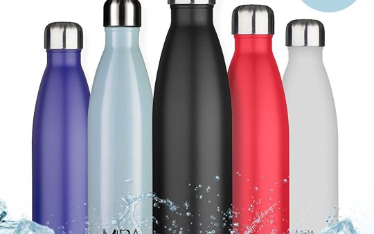 MIRA Insulated Double Wall Vacuum Stainless Steel Water Bottle Review