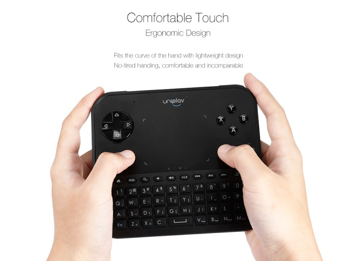 A Handy Wireless Keypad for Your Android Devices+Android TV Box 1