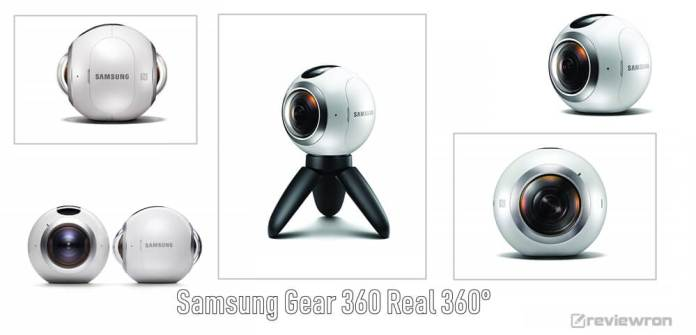 Samsung Gear 360 Real 360°