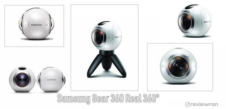 Samsung Gear 360 Real 360°