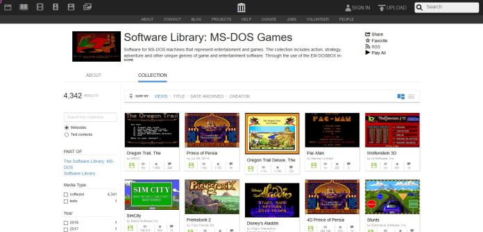 7 Sites to Download Old PC Games for Free 5