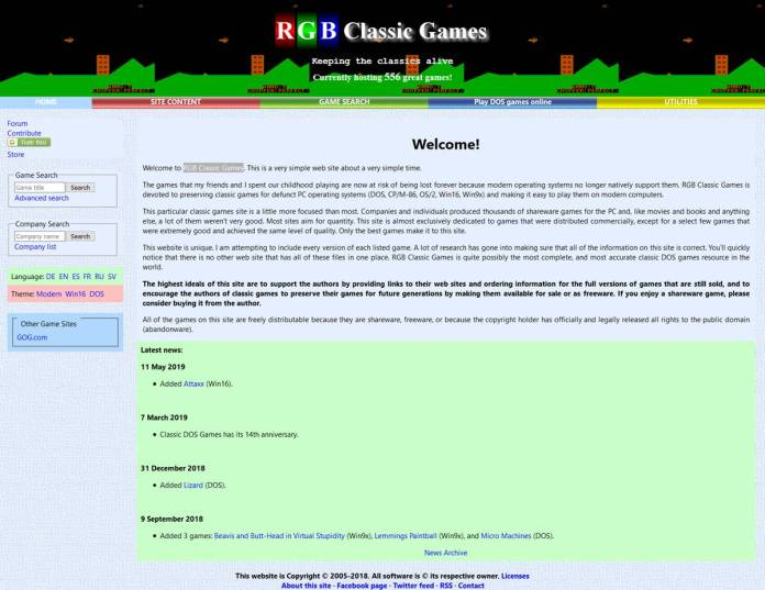 7 Sites to Download Old PC Games for Free 3