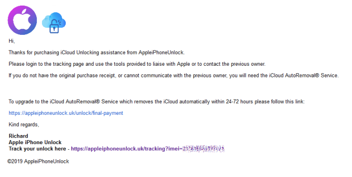 How to Unlock Your iCloud Locked iPhone 3