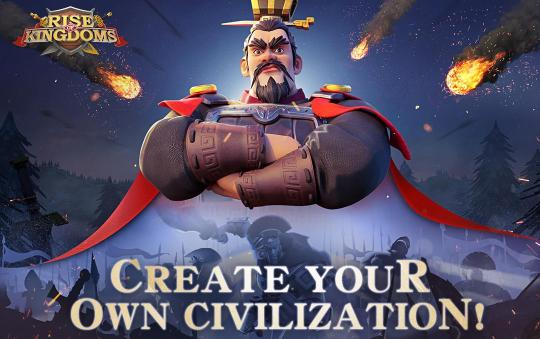 Rise of Kingdoms – Android Game Review