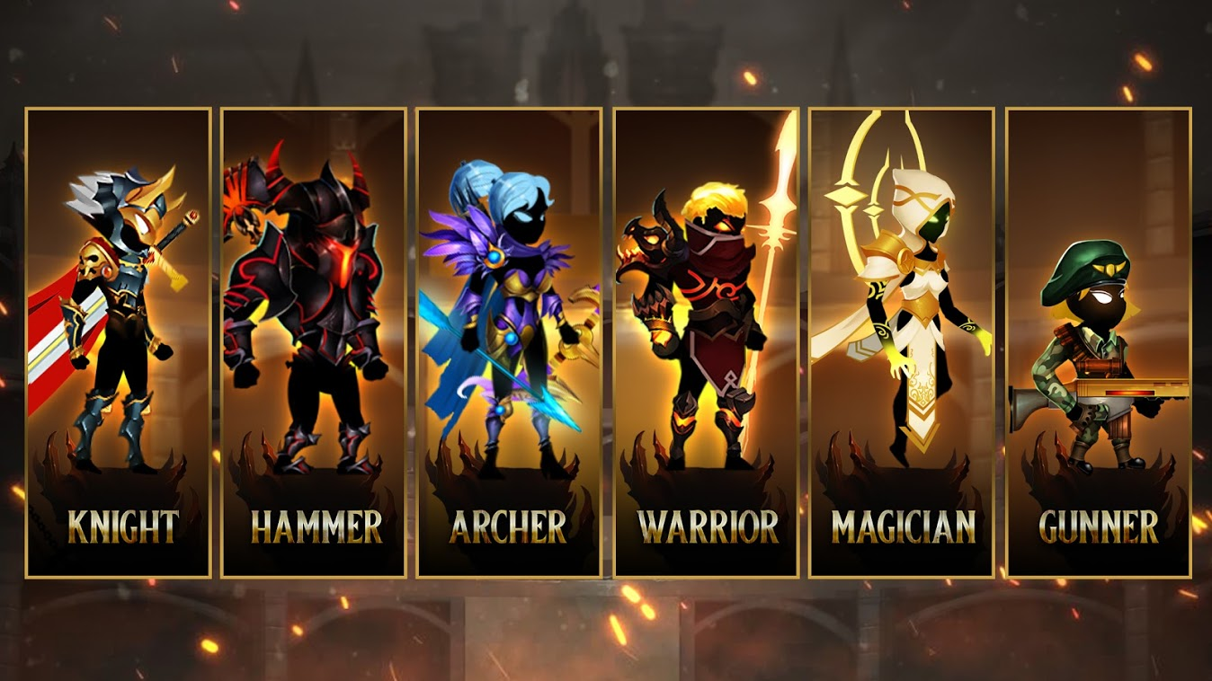 Stickman Legends: Shadow War Android Game Review