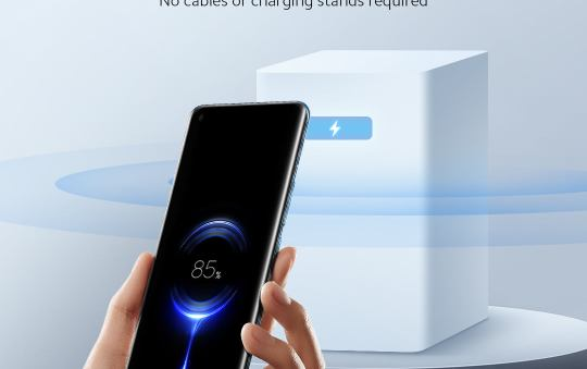 The Era of Remote Charging Started with Mi Air Charge Technology