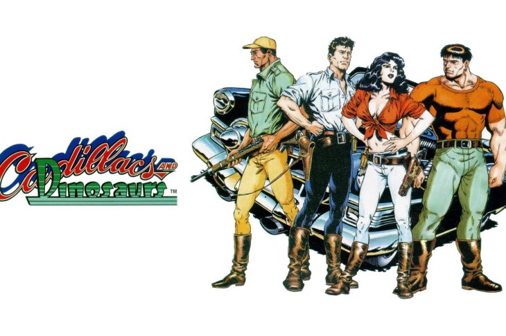 Cadillacs and Dinosaurs: A Classic Arcade Game We Will Never Forget!
