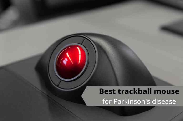 3 Best trackball mouse for Parkinson's disease