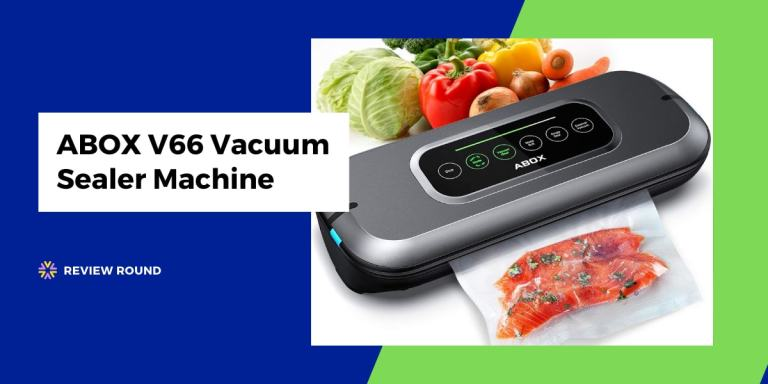 ABOX V66 Vacuum Sealer Machine Review