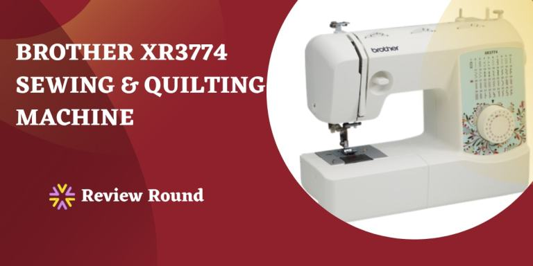 Brother XR3774 Sewing Machine reviews