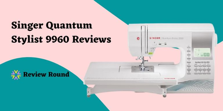 Singer Quantum Stylist 9960 Reviews