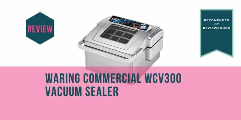 Waring wcv300 vacuum sealer Reviews