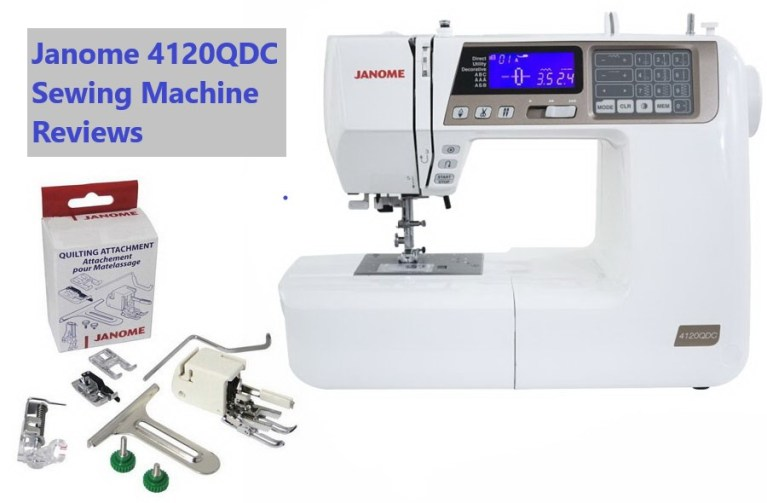 Janome 4120qdc computerized sewing machine Reviews