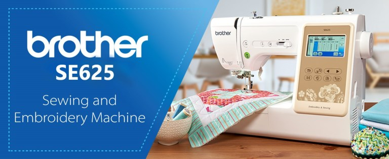 Brother SE625 Embroidery Machine Reviews