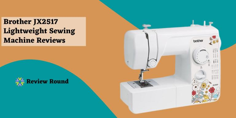 Brother JX2517 Sewing Machine Reviews