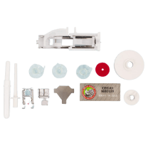 Janome 8077 review STANDARD ACCESSORIES