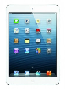 Apple iPad mini MD531LL-A (16GB, Wi-Fi Only, White - Silver)