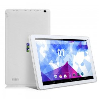 iRulu X1 Pro Lightning 10.1 inch Android Tablet Octa Core, Google Android 4.4 KitKat, 16GB, White