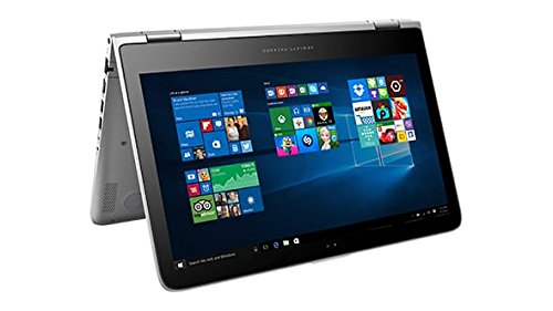 HP Pavilion x360 2-in-1 Convertible Tablet - Laptop 13.3 inch High Performance Premium Touchscreen, Intel 6th Gen Skylake Core i5-6200U Processor, 8GB DDR3, 1TB HDD, HDMI, 802.11AC WiFi, Windows 10 Home 64-bit
