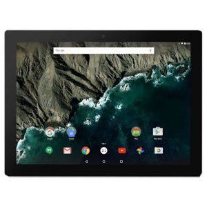 Flagship Google Pixel C 10.2 inch Android Tablet HD Touchscreen, 64GB Premium High Performance, NVIDIA Tegra X1 with Maxwell GPU, 3GB RAM, Android 6.0 Marshmallow, Silver - Aluminum