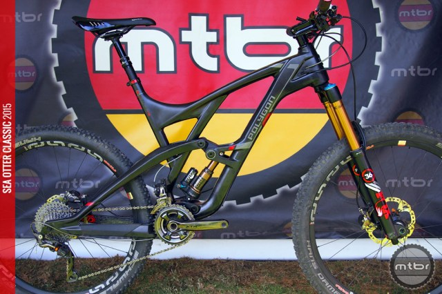Polygon Bikes - New Syncline 9 carbon hardtail and ...