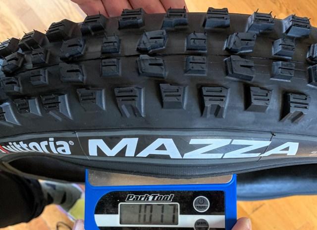 Vittoria Mazza All Mountain Tire Review 2