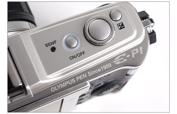 Olympus E-P1 - Olympus Pen Fiftieth Anniversary
