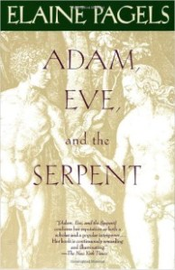 Adam, Eve, and the Serpent, by Elaine Pagels