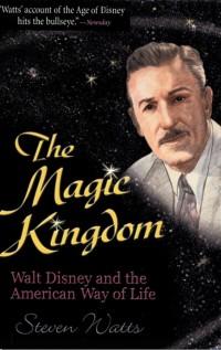 Walt Disney Biography Book