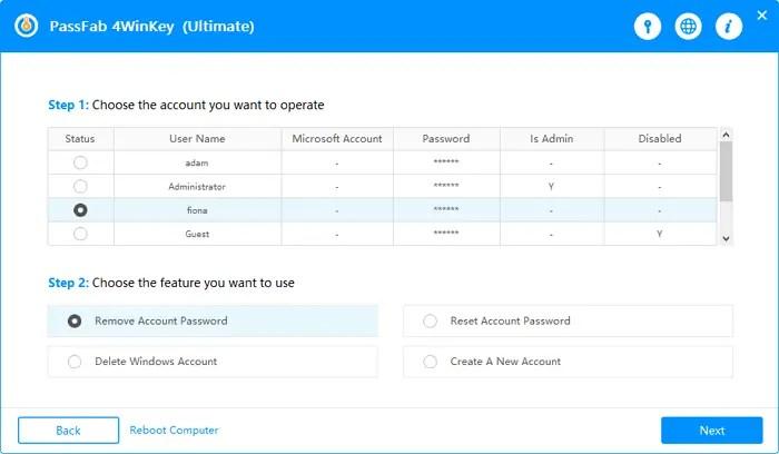 Đánh giá PassFab 4Winkey