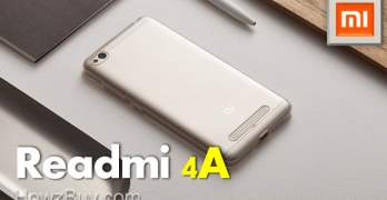 Xiaomi Redmi 4A online sale in India (Amazon & Flipkart)