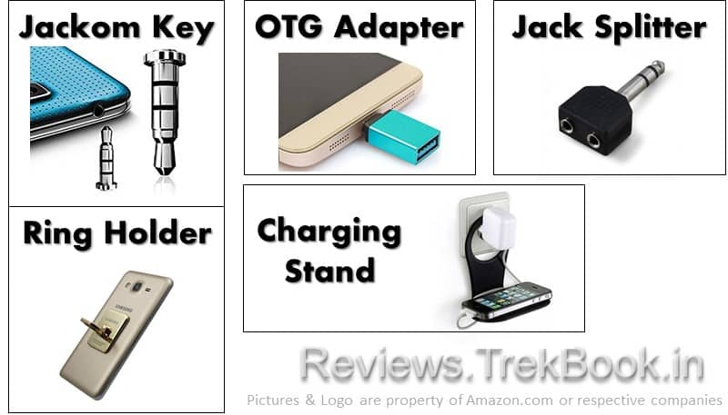 Must have Smartphone Gadgets under 50 Rupees