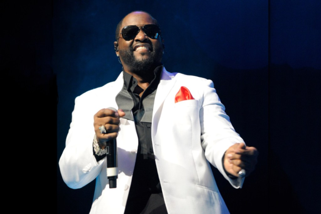 Johnny Gill's Magnificent Birchmere Debut