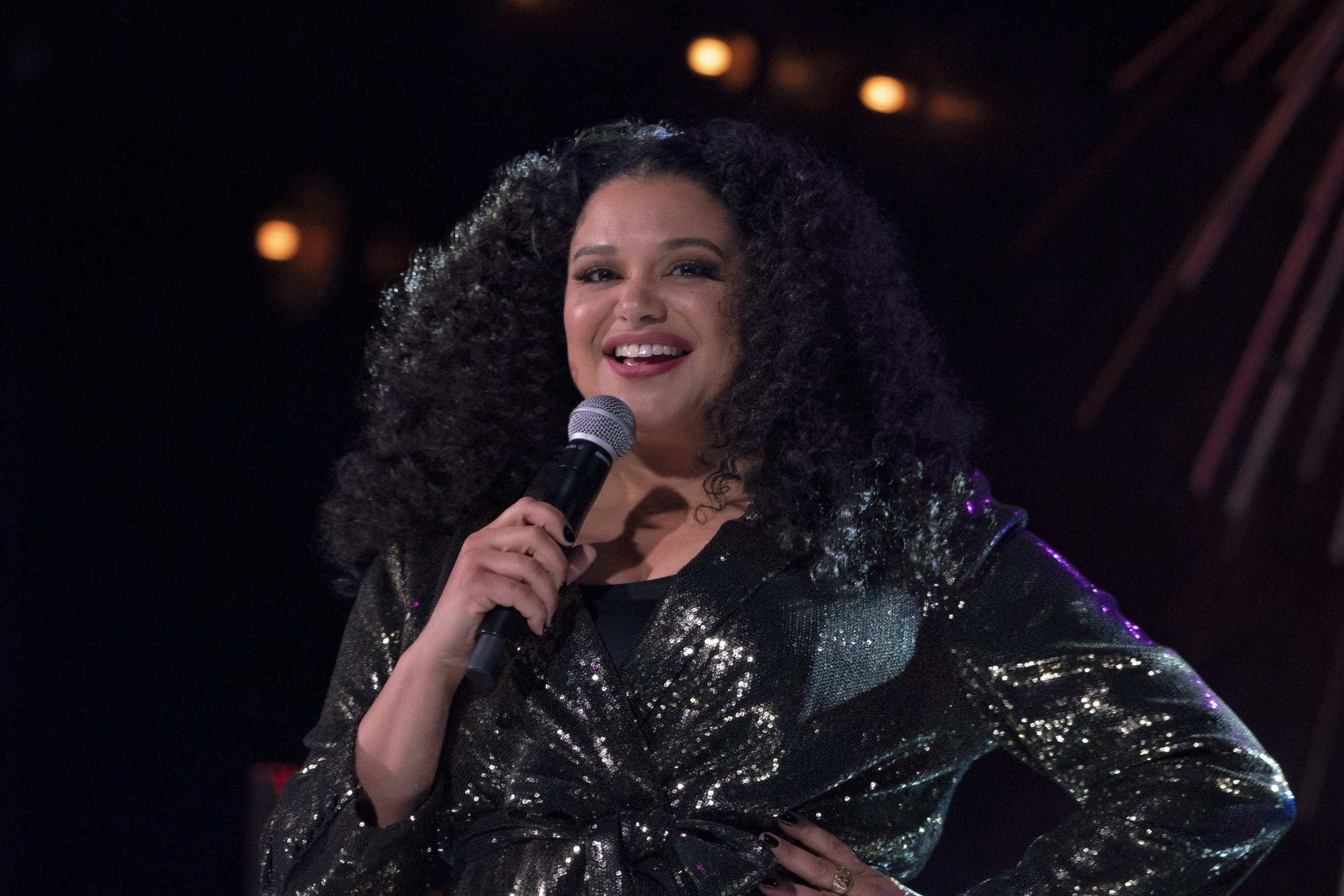 Michelle Buteau, comedy,
