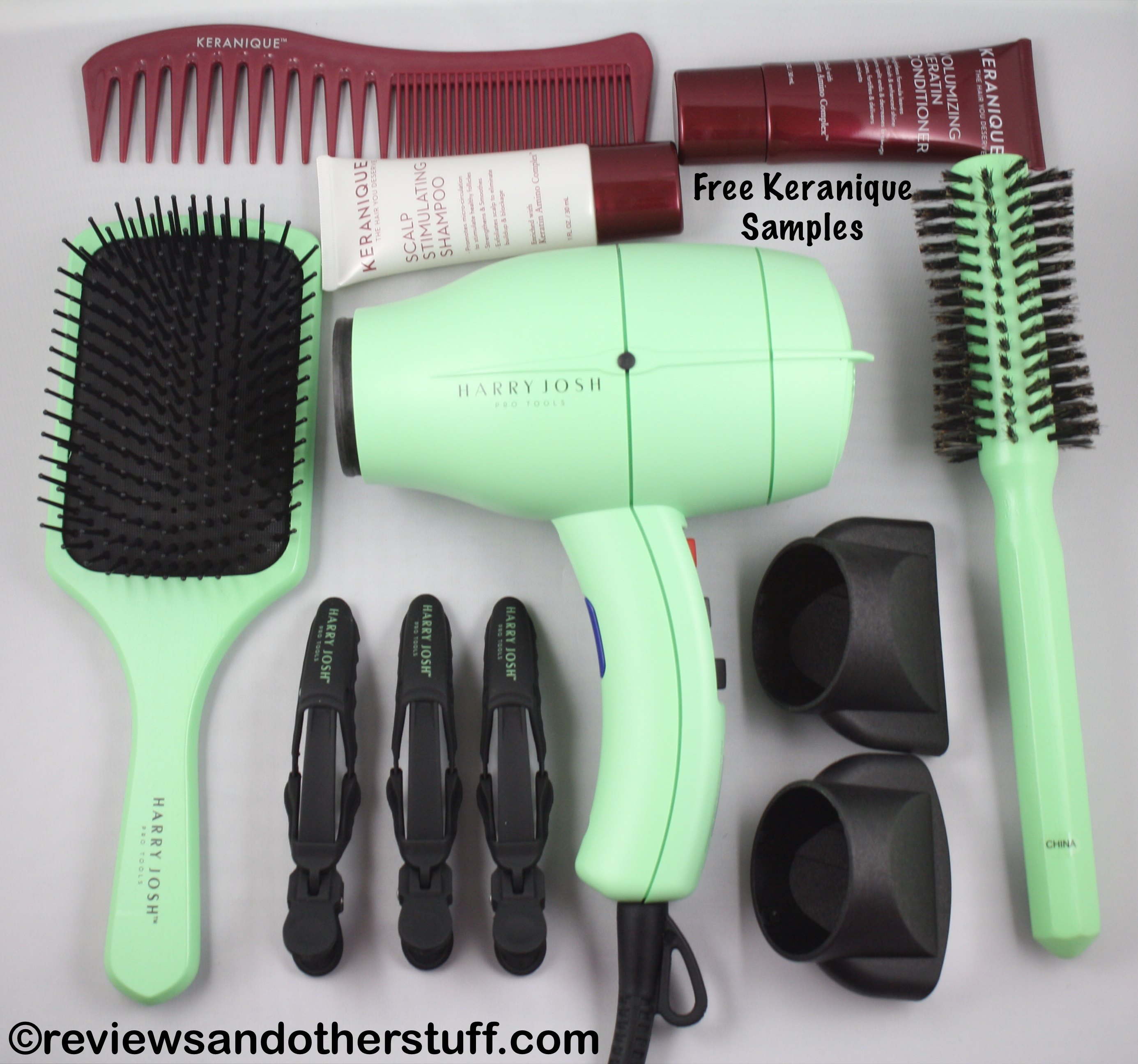 Harry Josh Pro Tools 2000 Pro Dryer An InDepth Review