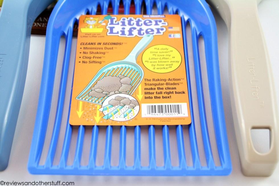litter lifter cat litter scoop serrated edges