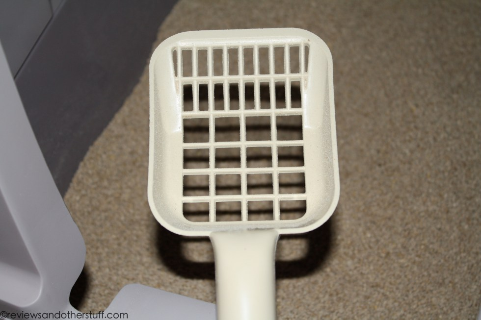 new age pet scoopy litter scoop