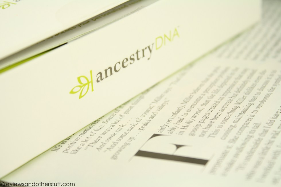 ancestry dna review kit