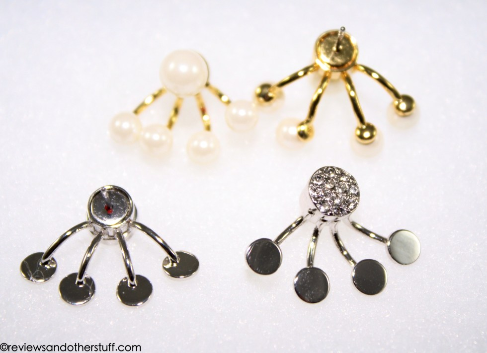 nordstrom ear jacket ariella jewelry review