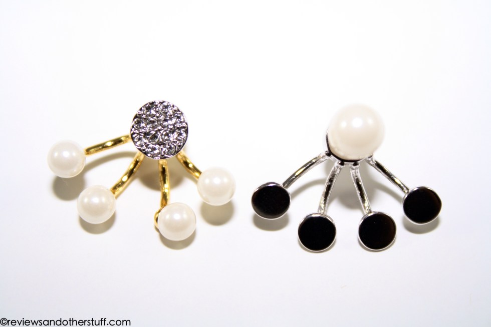 ariella jewelry ear jackets at nordstrom review