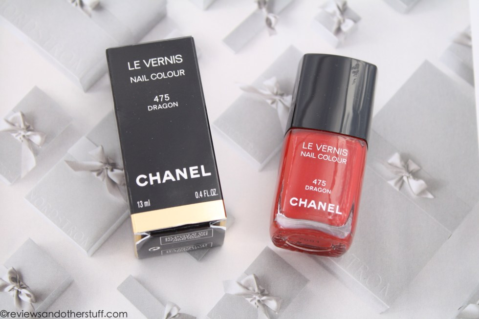 chanel nail polish dragon