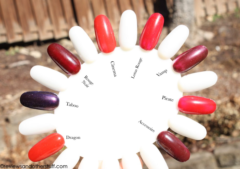 chanel nail polish colors swatches and reviews