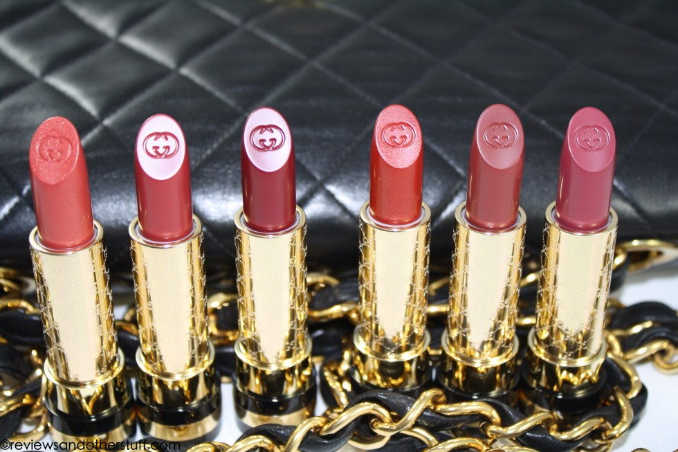 gucci lippies makeup beauty