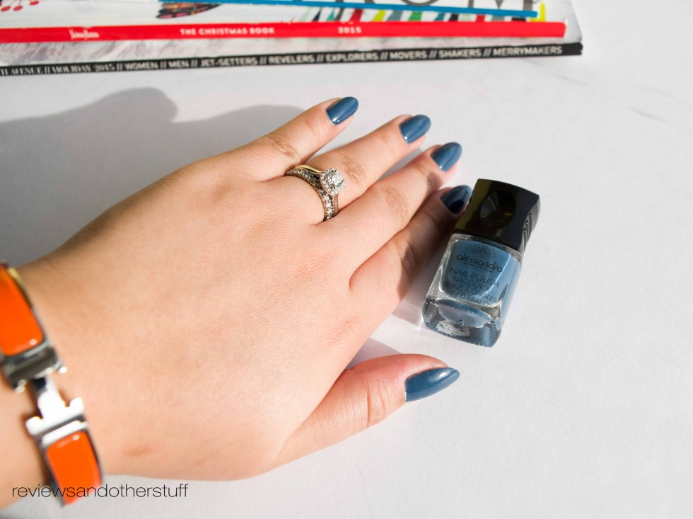alessandro nail polish