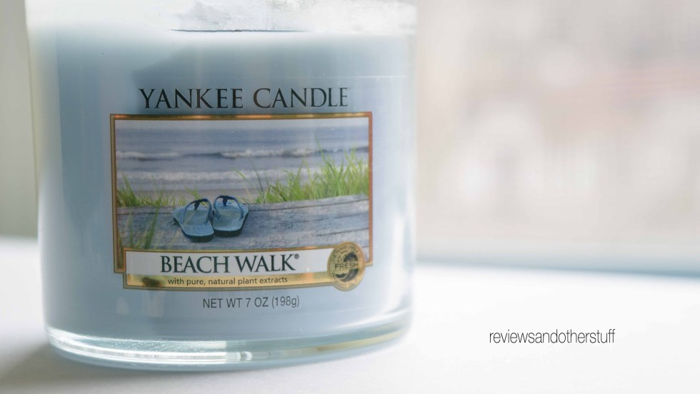 yankee candle beach walk