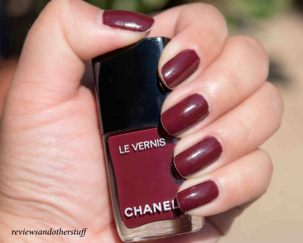 chanel mythique review