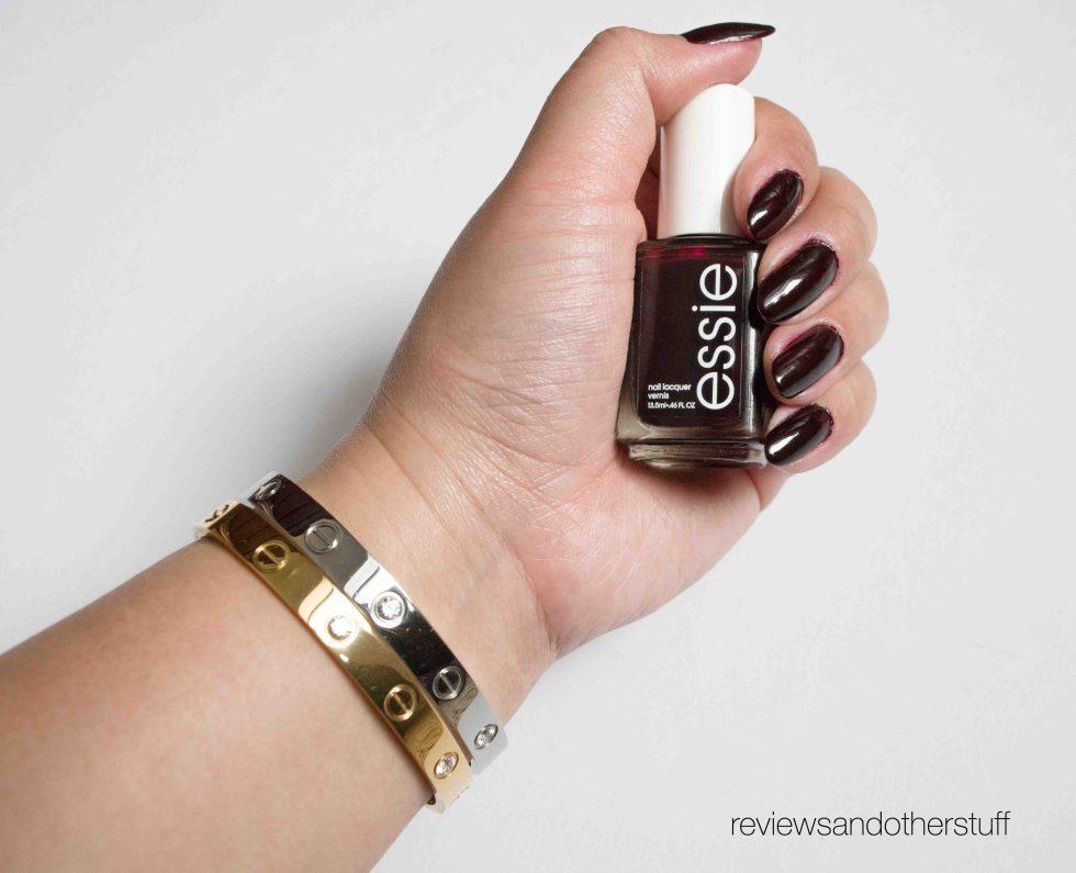 essie wicked nail polish