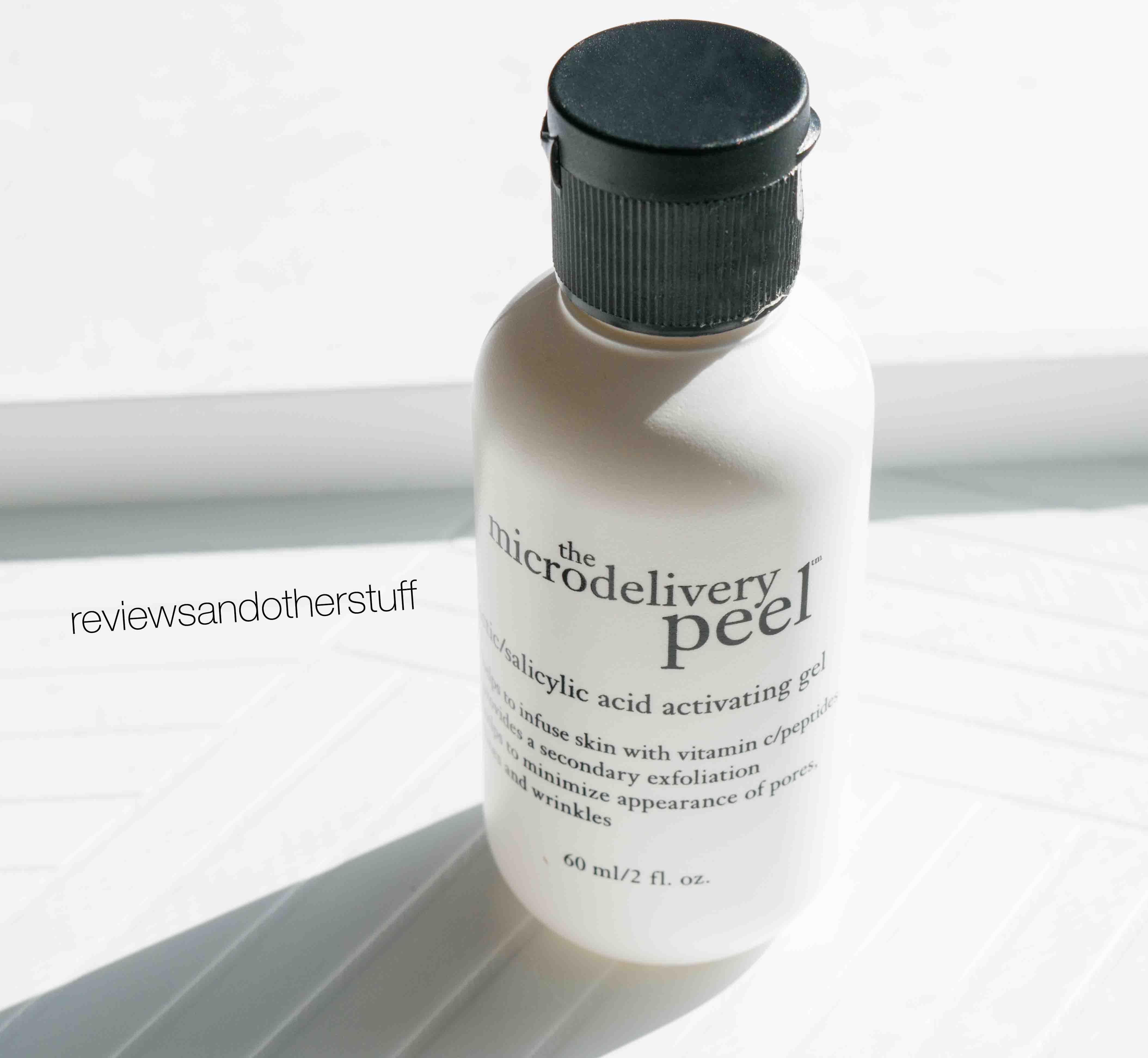 salicylic gel peel how to use